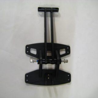 platine avant V-brake centsix noir