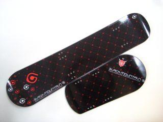 board black mountain vector