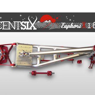 Kit cadre Centsix Euphorix 1.6 2018
