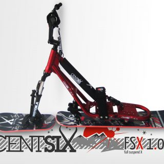 Snowscoot Centsix FSX 1.0
