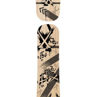 centsix-snowscoot-board-2019-front-draft-arrow