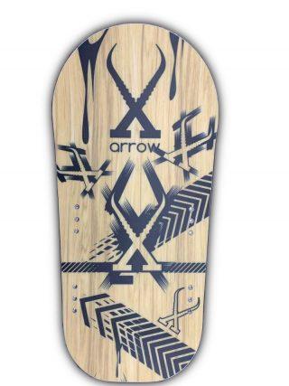 Board avant centsix race arrow wood