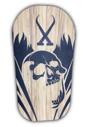 Board avant centsix fat rigormortix wood