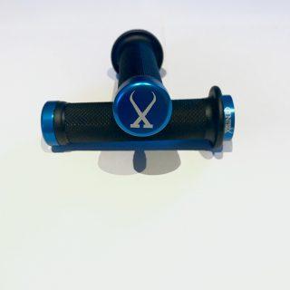 Poignées Centsix Noir:Bleu