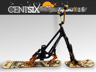 snowscoot-centsix-euphorix-black-gold-race-arrow-wood