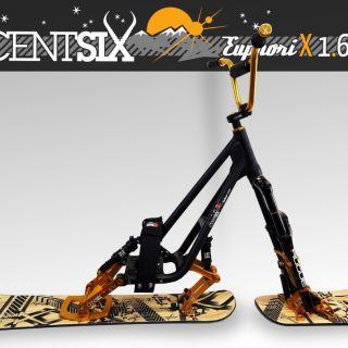 snowscoot-centsix-euphorix-black-gold-race-arrow-wood